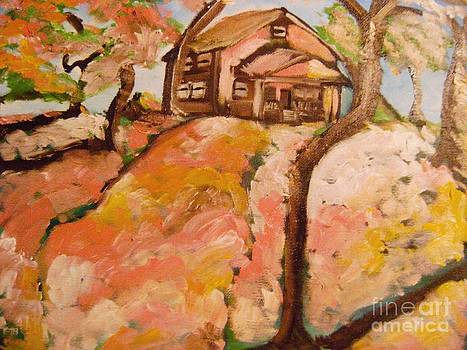 House on the Hill by Sidney Holmes