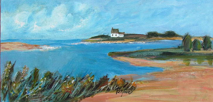 Betty Pieper - House on the Point