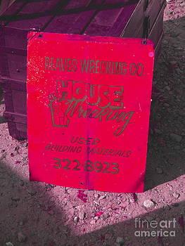 Craig Pearson - House Wrecking