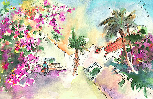 Miki De Goodaboom - Houses in Yaiza in Lanzarote