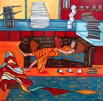 Housework by Sandra Marie Adams
