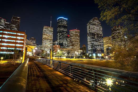 David Morefield - Houston Across the Bayou