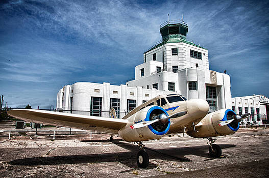 James Woody - Houston Airport Museum