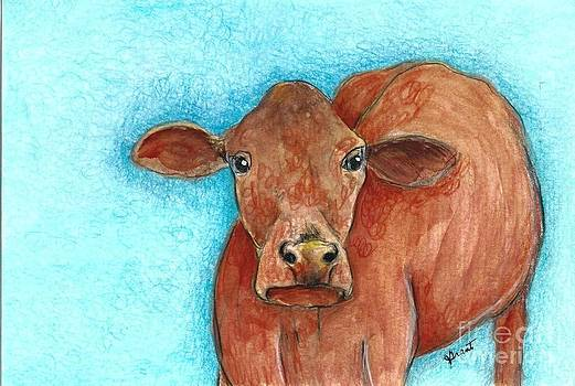 How Now Brown Cow by Jeanne Grant