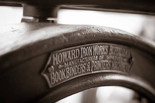 Chris Bordeleau - Howard IronWorks