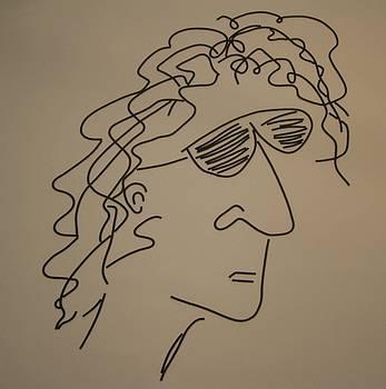 Howard Stern by Peter Virgancz