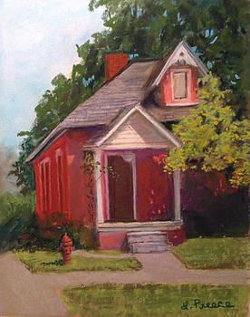 Howell House 1 by Linda Preece