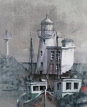 Val Byrne - Howth Lighthouse Dublin