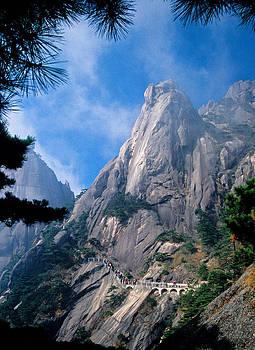 Dennis Cox - Huangshan Lotus Peak