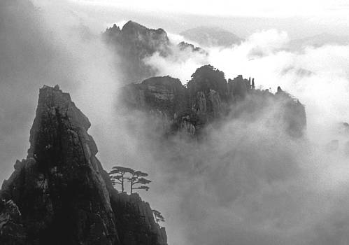 Dennis Cox ChinaStock - Huangshan mists