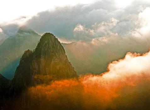 Dennis Cox - Huangshan sunrise