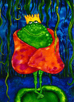 King Of The Swamp by Debi Hubbs