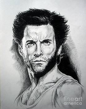 Hugh Jackman as Wolverine by Iracema Marianne Muller