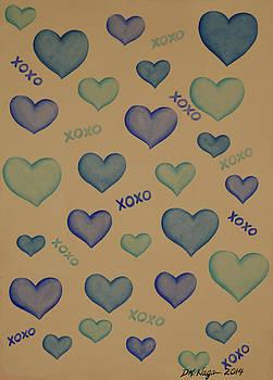 DK Nagano - Hugs n Kisses