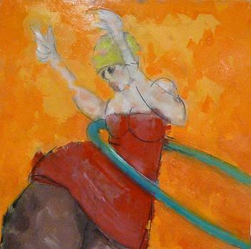Hula Hooping by Peter Cameron