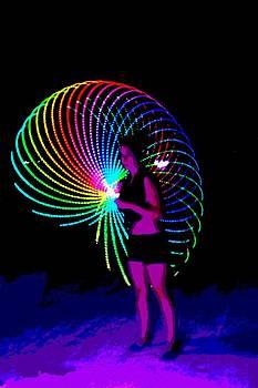 Hula twirl by Mark Malitz