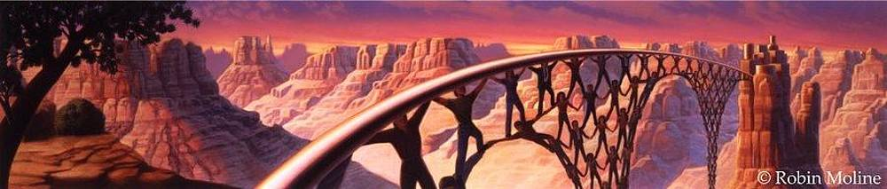 Robin Moline - Human Bridge