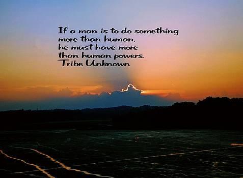 Gary Wonning - Human Power