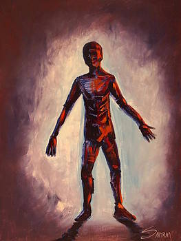 Humanoid by Dayna Reed