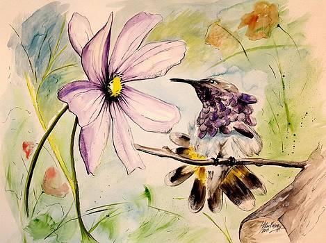 Humming Along by Henry Blackmon