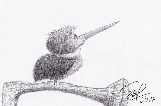 Hummingbird Bulldog by Steven Powers SMP