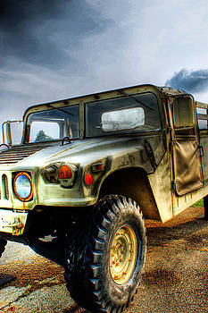 Humvee by Off The Beaten Path Photography - Andrew Alexander