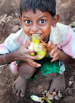 Hungry Eyes by Money Sharma
