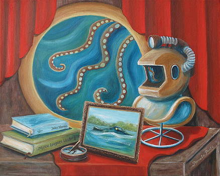 Hunt for the Nautilus by Pamela Poole