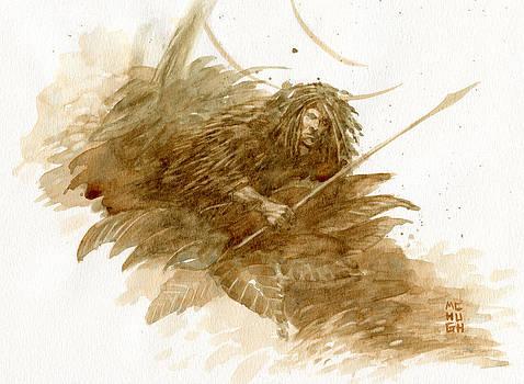 Hunter by Jeremy McHugh