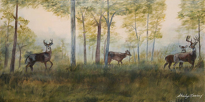 Hunting Season by Shirley Lawing