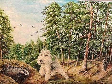 Hunting by Sergey Selivanov