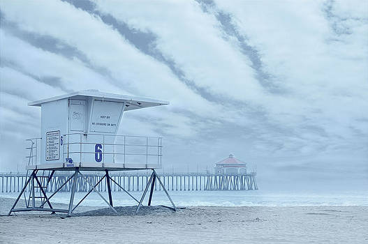 Huntington Beach  by Jeff  Jacobson