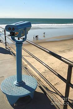Gregory Dyer - Huntington Beach Pier Lookout