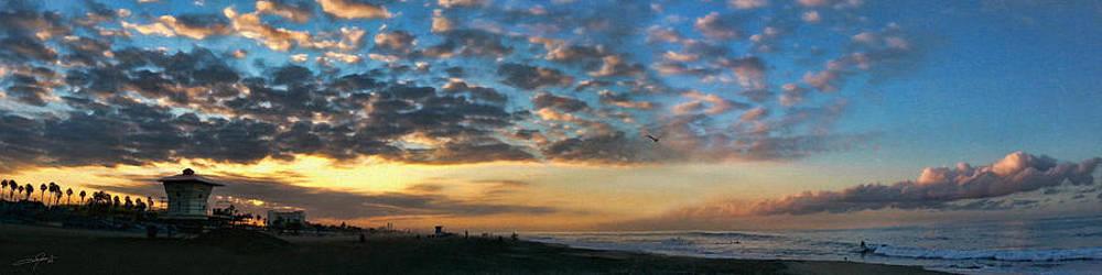 Dale Jackson - Huntington Beach Sunrise