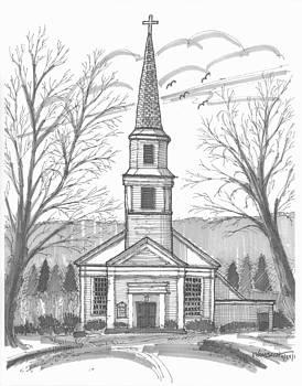 Richard Wambach - Hurley Reformed Church