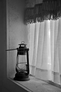 Hurricane Lamp by Eugene Dailey