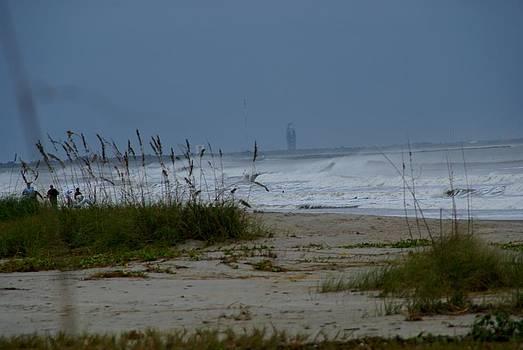 Hurricane Sandy by Fineartist Ellen