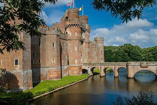 David Ross - Hurstmonceux Castle