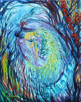 Labyrinth Dream by Jennifer Christenson