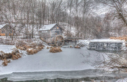 Hyde Mill by Kelly Marquardt