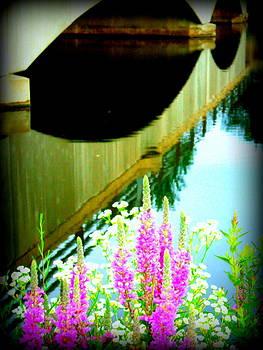 Hyde Park Bridge II by Sherrie Robins