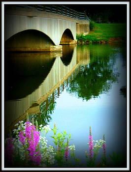 Hyde Park Bridge by Sherrie Robins