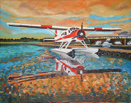Hydraplane by Frankie Picasso