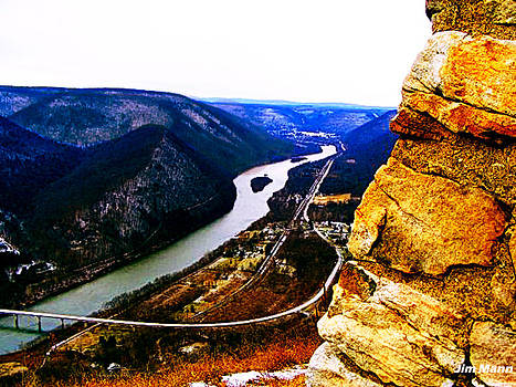Hyner View by Mountain Mann
