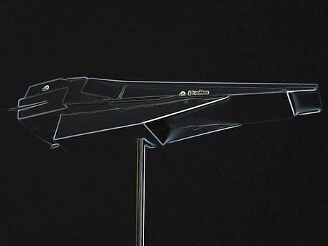 Hypersonic Design Test by Julio Lopez