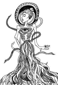 Hypnotist Collector  by Joanna Daria Adraktas