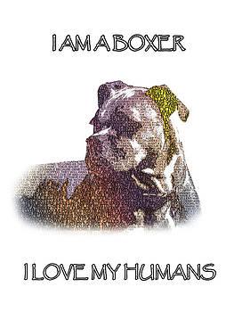 Barry Jones - Dog - Boxer - Pet - I Am A Boxer-2