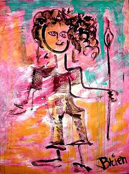 I am an Artist by Shakti Brien