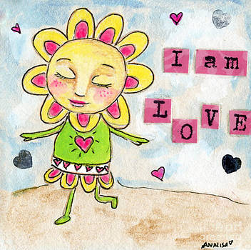 I am LOVE by AnaLisa Rutstein