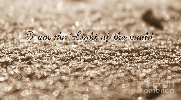 Andrea Anderegg - I am the light of the world